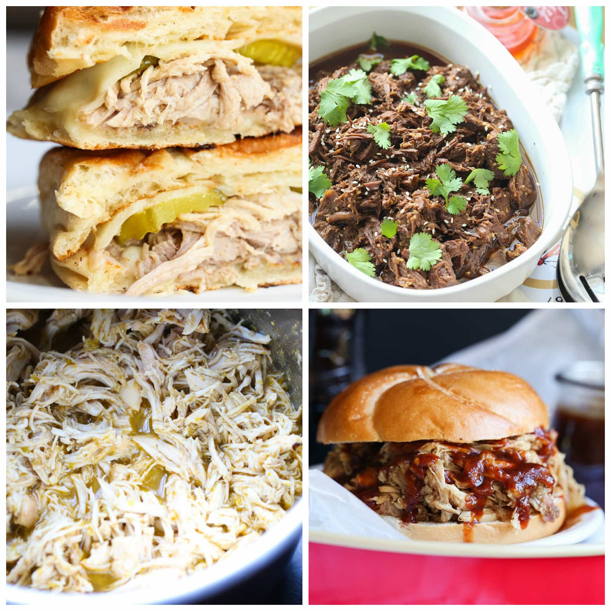 Slow Cooker Pork Recipes and more easy slow cooker recipes