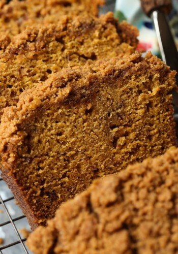Image of Pumpkin Banana Bread