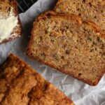 Autumn Bread is perfect fall baking, or anytime of the year! A combination of banana bread, carrot cake, and zucchini bread.