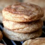 Perfect Snickerdoodle Cookies