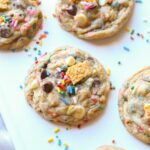 Image of Birthday Cake Chocolate Chip Cookies