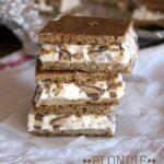 Image of Blondie Ice Cream Sandwiches