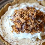 Close-up Butterfinger Pie Image