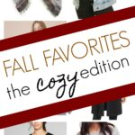 Fall Favorites - The Cozy Edition