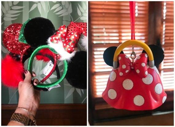 Holiday Merch Disney 2017