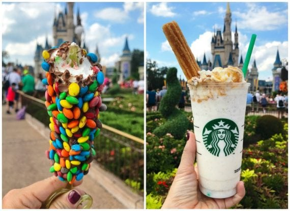 Magic Kingdom Treats