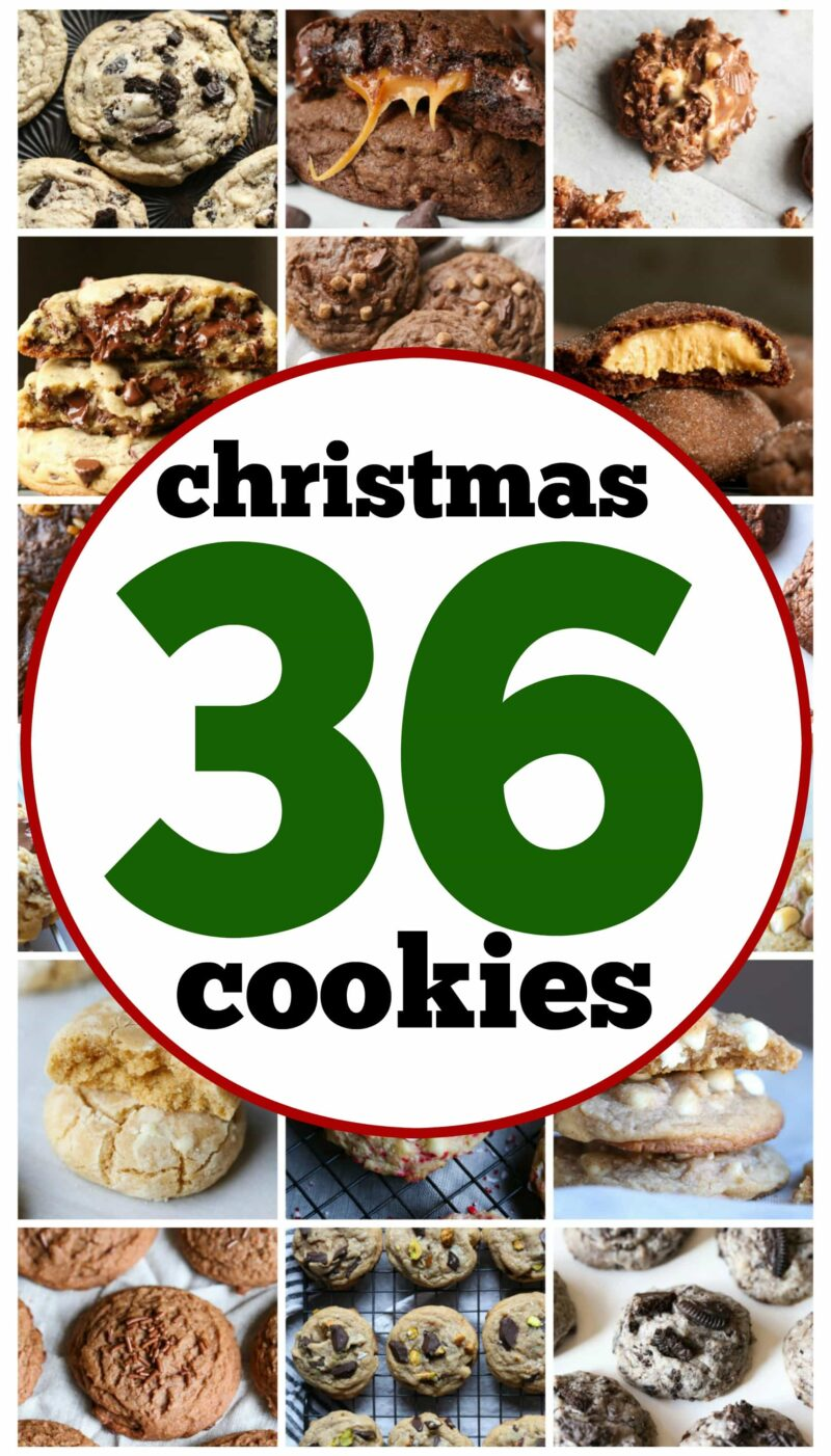 36 DELICIOUS Christmas Cookie Recipes!
