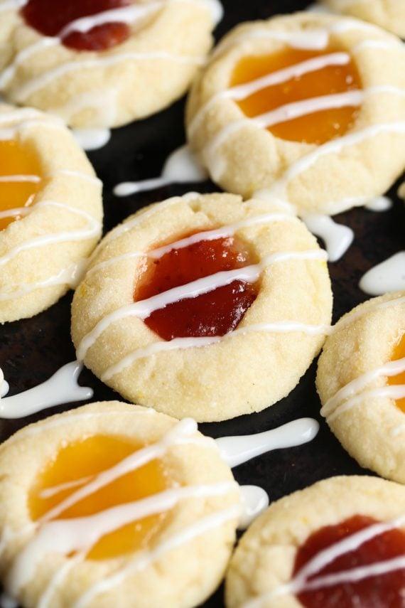 Image of Lemon Thumbprint Cookies