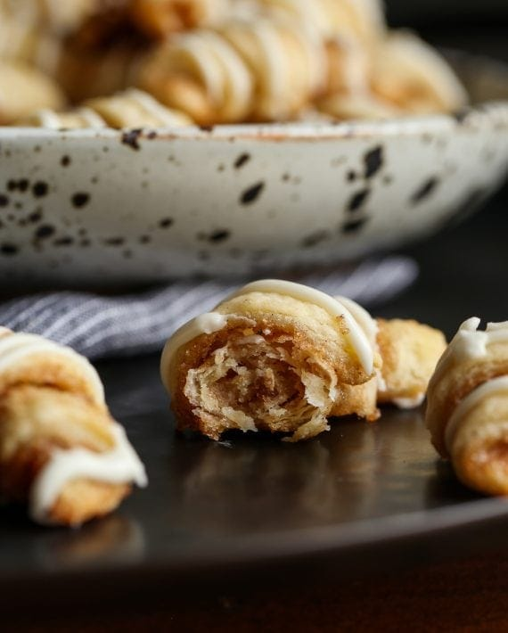 Our FAVORITE Butterhorn recipe! So light, flaky, buttery and delicious!