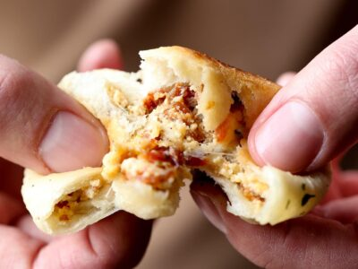 Cheesy Bacon Ranch Bombs