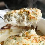 Image of Cheesy Chicken & Artichoke Bake