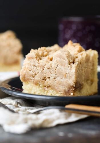 Double the Crumb Cake