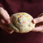 Half Pound Sprinkle Cookies