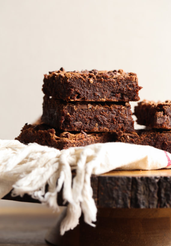 The best brownie recipe is my Perfect Fudgy Brownies recipe!