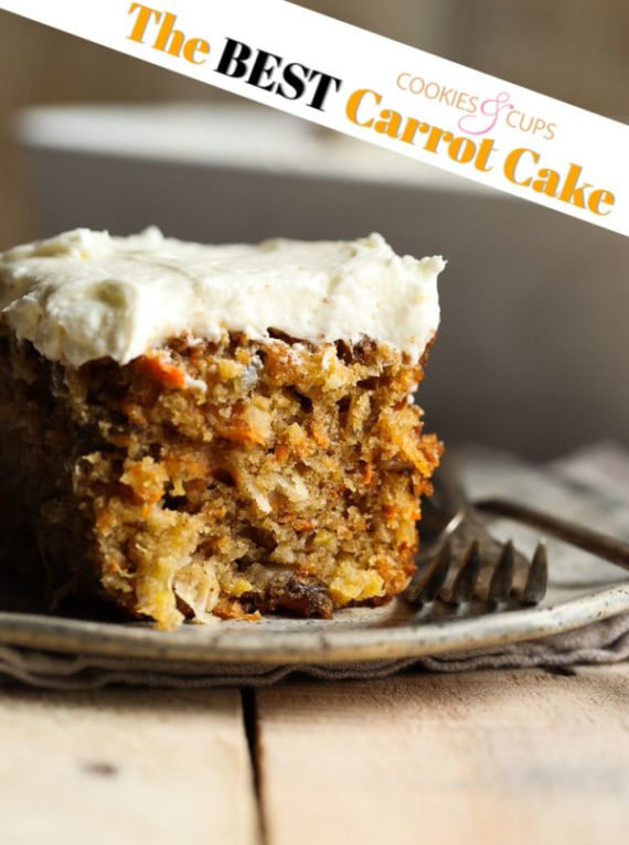 Perfect Carrot Cake The Best Carrot Cake Recipe Ever