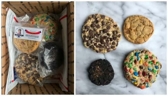Detroit Cookie Order