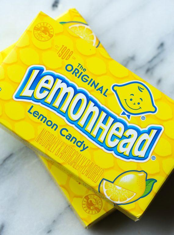Lemonhead Cookies | Easy Lemon Cookies Recipe | Best Lemon
