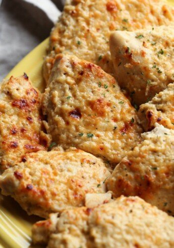 Melt In Your Mouth Chicken is one of my favorite easy chicken recipes.