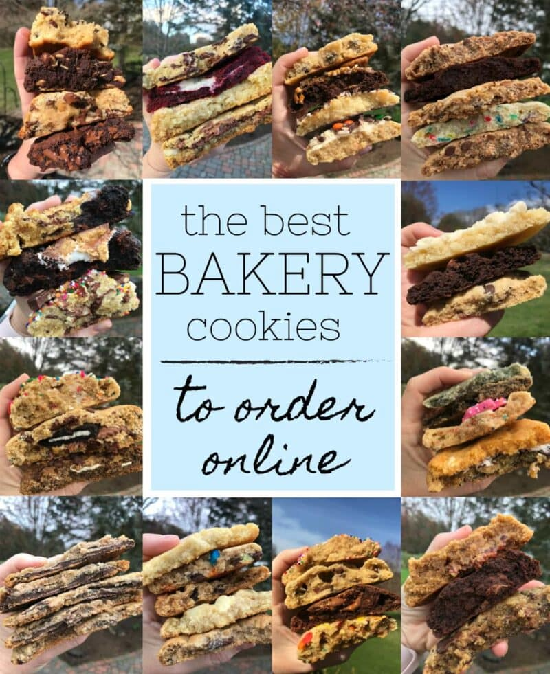 The Best Bakery Cookies to Order Online