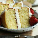 The Perfect Vanilla Cake Recipe