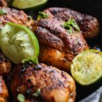 Spicy Skillet Lime Chicken