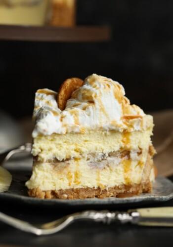 Banana Pudding Cheesecake
