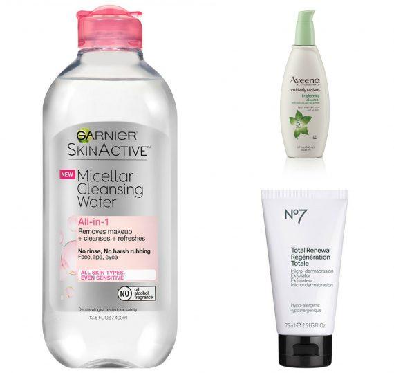 Drugstore Skincare Favorites