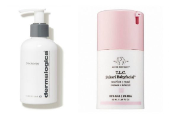 High End Skin Care Faves