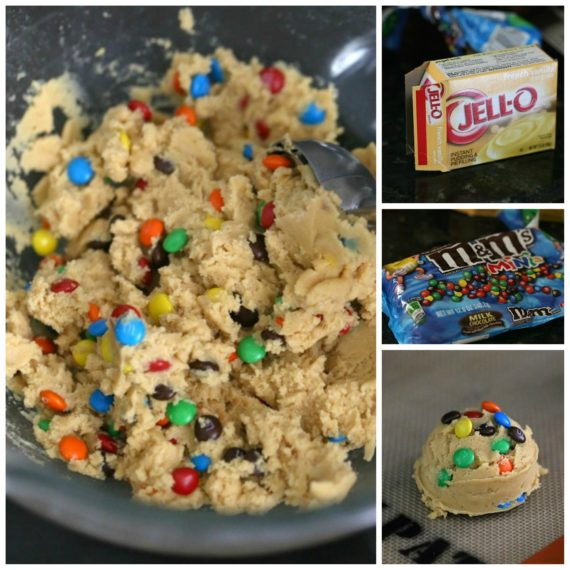 How To Make M&M's Cookies