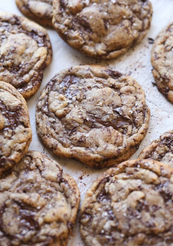 Jacques Torres Chocolate Chip Cookie Recipe aka The NY Times Chocolate Chip Cookie