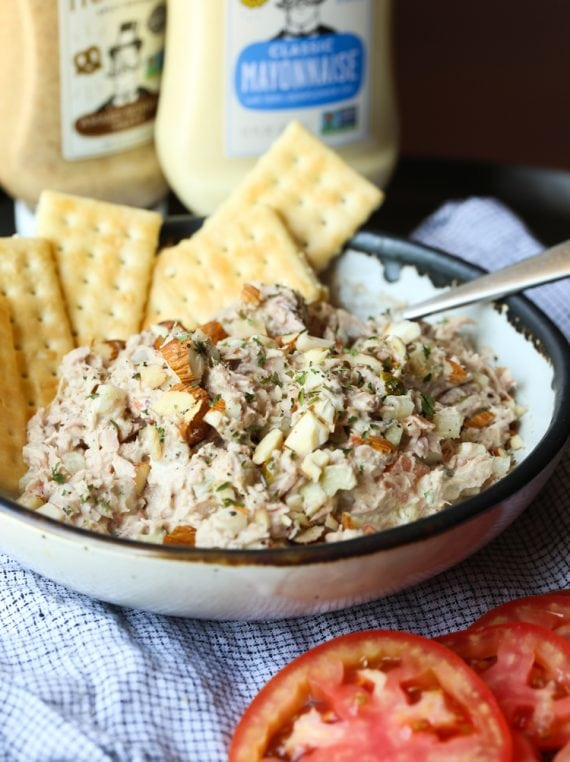 Perfect Tuna Salad Recipe