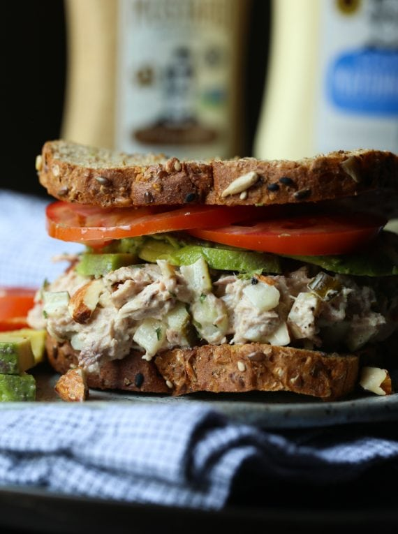 The best tuna salad recipe ever!