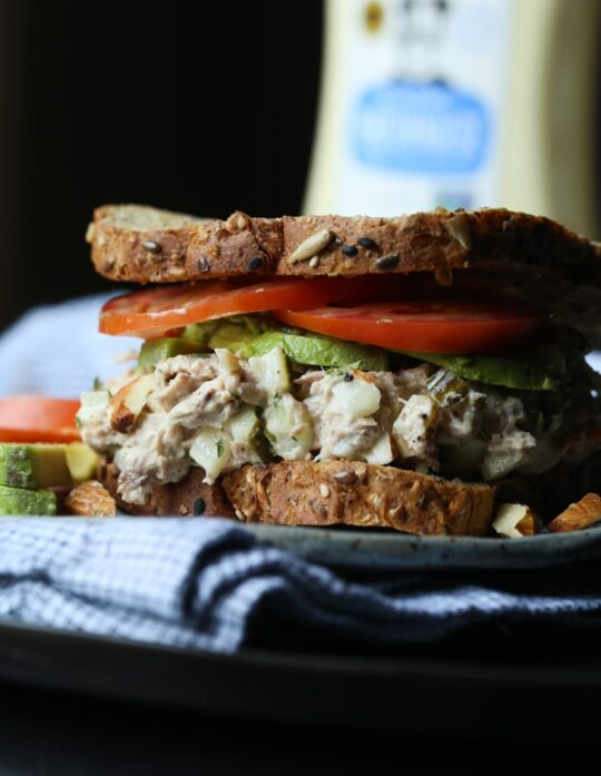 The Best and most perfect tuna salad recipe