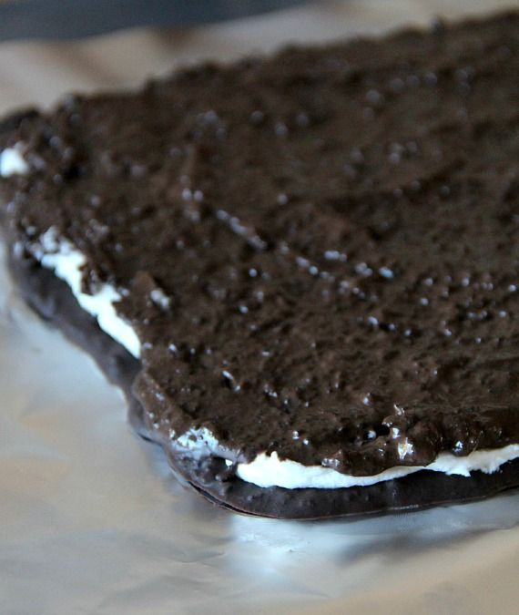 Image of Oreo Cookie Bark Pre-Set