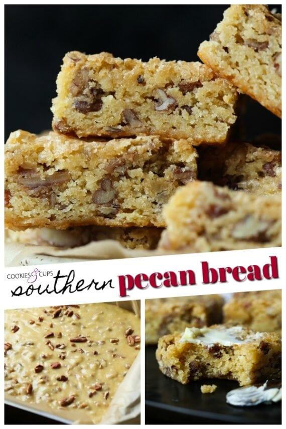 Pecan Bread Pinterest Image