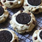 Outrageous Cookies and Cream Cookies