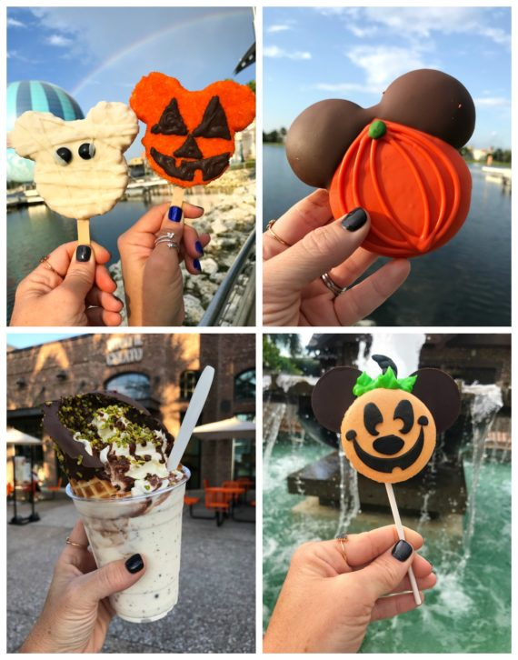 Disney Springs Fall Treats