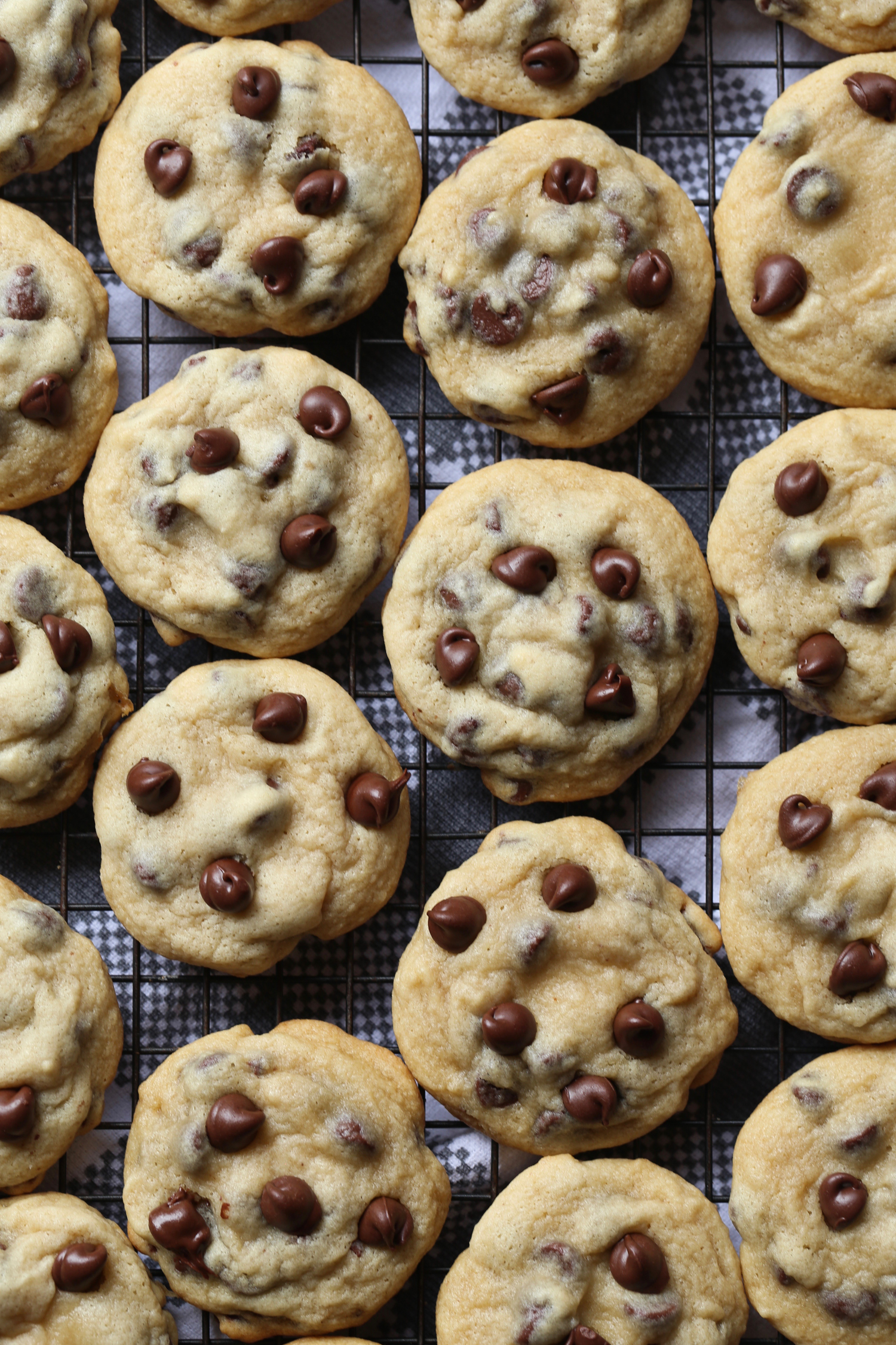 Chewy Chocolate Chip Cookies | A Secret Ingredient Cookie Recipe