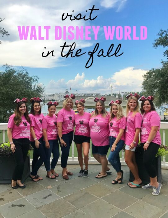 Walt Disney World Girls Trip