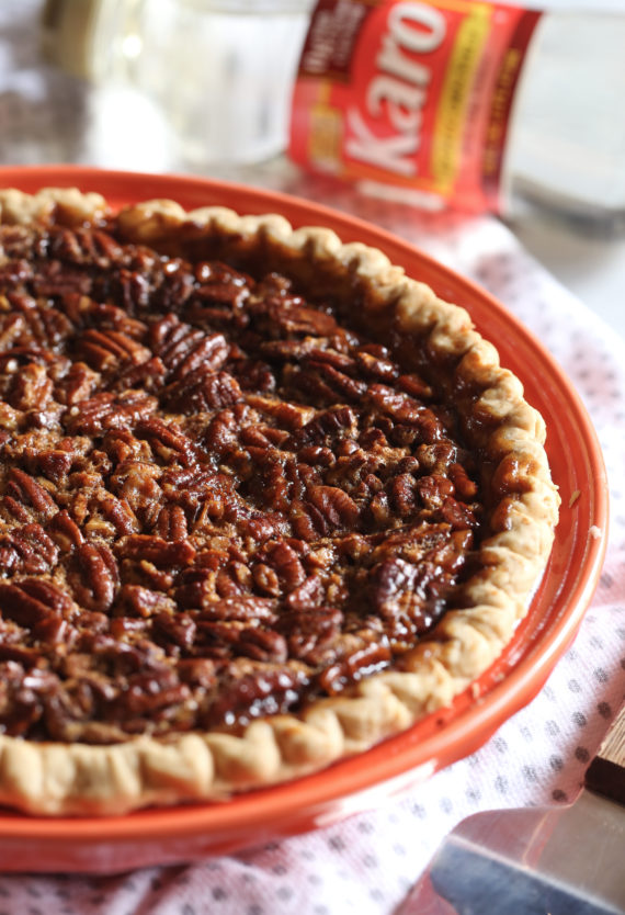 Easy Pecan Pie Recipe | The BEST Classic Pecan Pie for the Holidays!