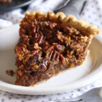 Pecan pie is a classic and easy pie recipe, prepared in just minutes!