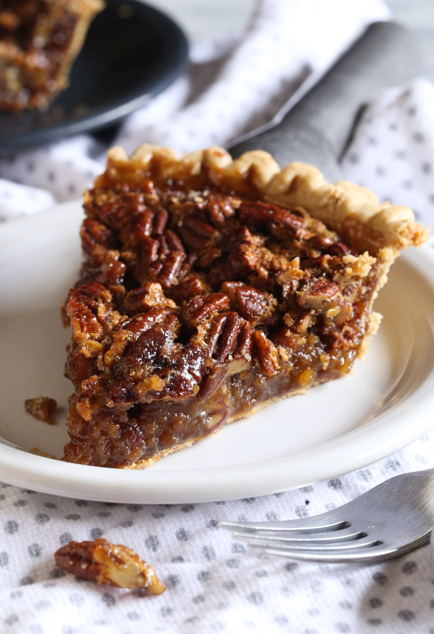 Easy Pecan Pie Recipe The Best Old Fashioned Pecan Pie
