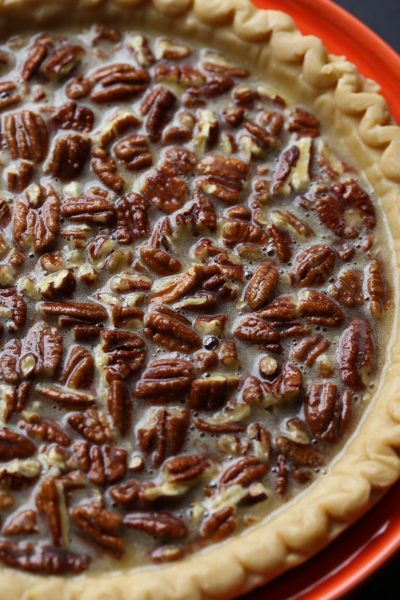 This Pecan Pie recipe is easy and classic. It takes only minutes to prepare!