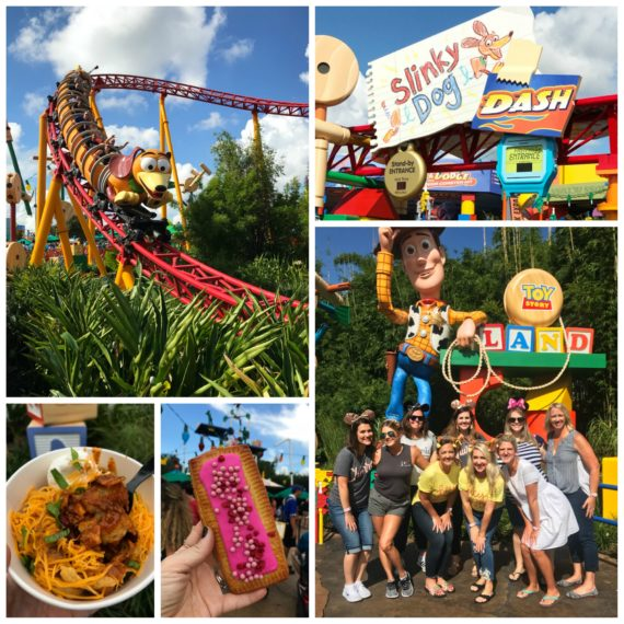 Walt Disney World Toy Story Land