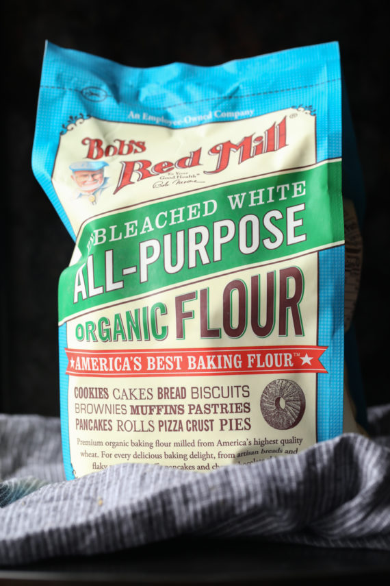 Use Bob's Red Mill All Purpose Flour in Chocolate Chip Shortbread