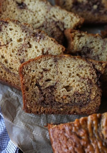 Easy Cinnamon Swirl Bread recipe is moist and loaded with buttery cinnamon!