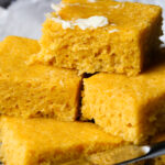 Crock Pot Cornbread is the best corn bread recipe ever!