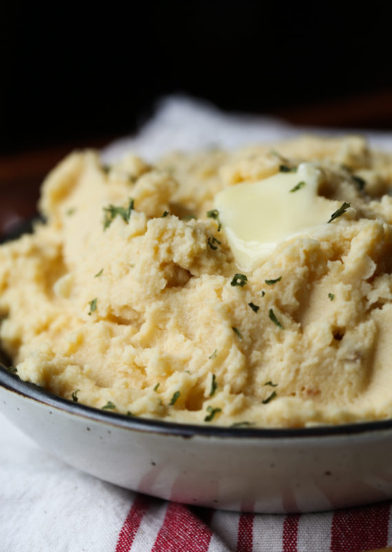 Slow Cooker Mashed Potatoes can be made ahead and always turn out perfect