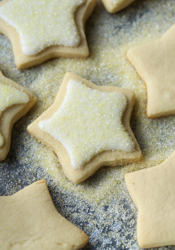 The Best Sugar Cookies Easy No Chill Sugar Cookies