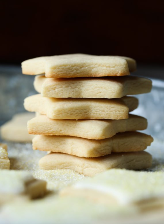 This is the best cut out sugar cookies recipe ever!